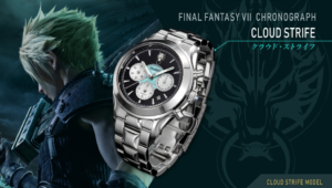 montre Final Fantasy VII
